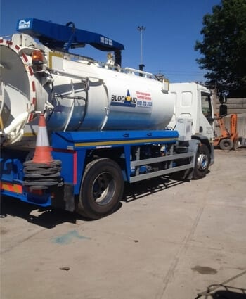 Tanks and Silo Cleaning Manchester